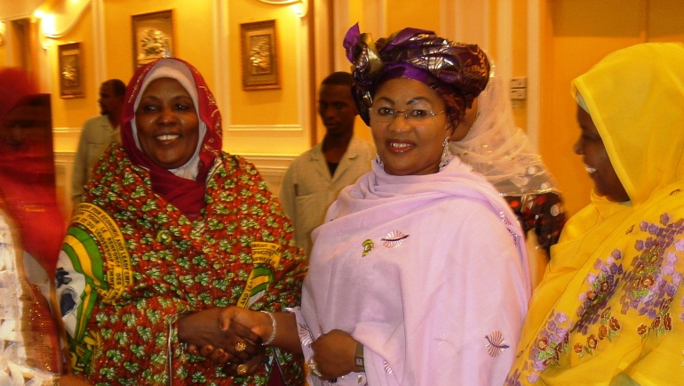 African Women Khartoum Declaration 22nd October 2008