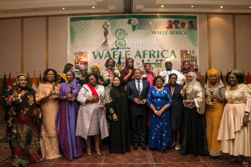 Day 3 of 8TH WAELE AFRICA International Summit on Peace & Sustainable Development: The Role of African Women. Namibia 2018