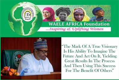 Congratulatory Message To His Excellency President Muhammadu Buhari And The People Of Nigeria