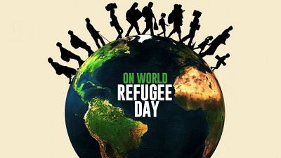 June 20: World Refugee Day