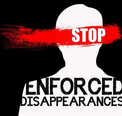 International Day of the Victims of Enforced Disappearances > 30 August