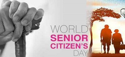 World Senior Citizen's Day
