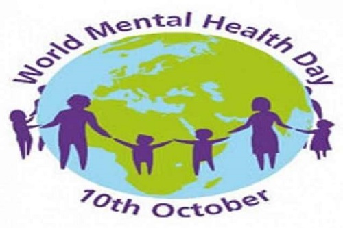 World Mental Health Day – 10 October