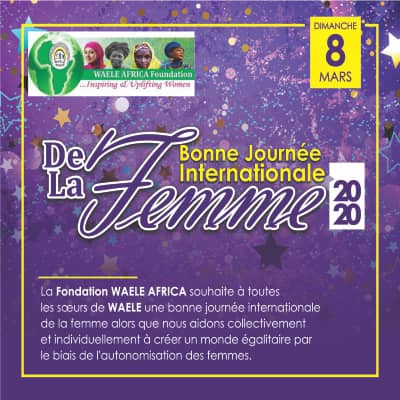 Journée internationale de la femme>> 8 mars