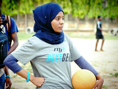 I am Generation Equality: Fatma Ahmed, activist for women's inclusion in sport