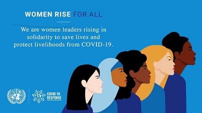 Gender equality matters in COVID-19 response
