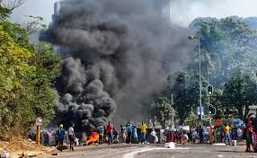 Africa: The continent where political violence is on the increase